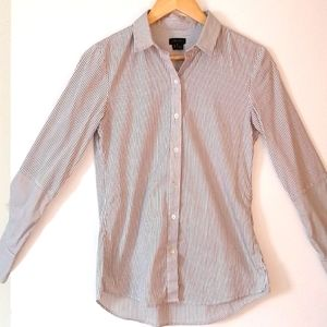 Theory blouse size small